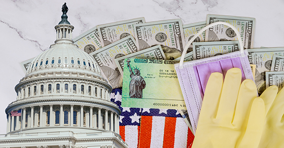 The Consolidated Appropriations Act Brings COVID-19 Relief (and More) to Individuals