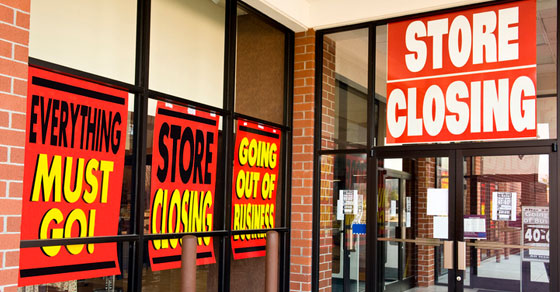 Don't Get Shortchanged by a Liquidating Business