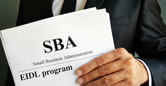 SBA Reopens EIDL Program to Small businesses and Nonprofits