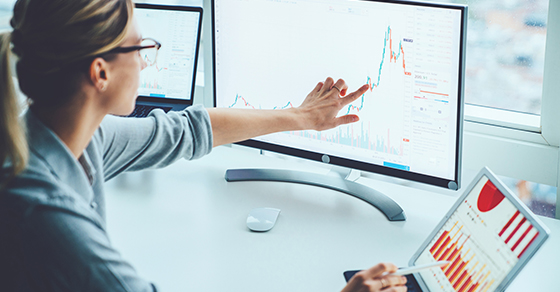 Analytics Software: A Brave New World in Auditing