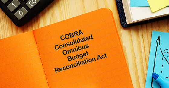 IRS Additional Guidance Addresses COBRA Assistance Under ARPA