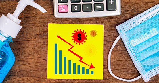 10 Financial Statement Areas To Watch For COVID-related Effects