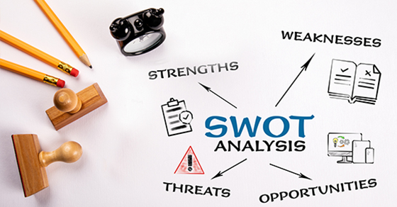 Year-end SWOT Analysis Can Uncover Risks