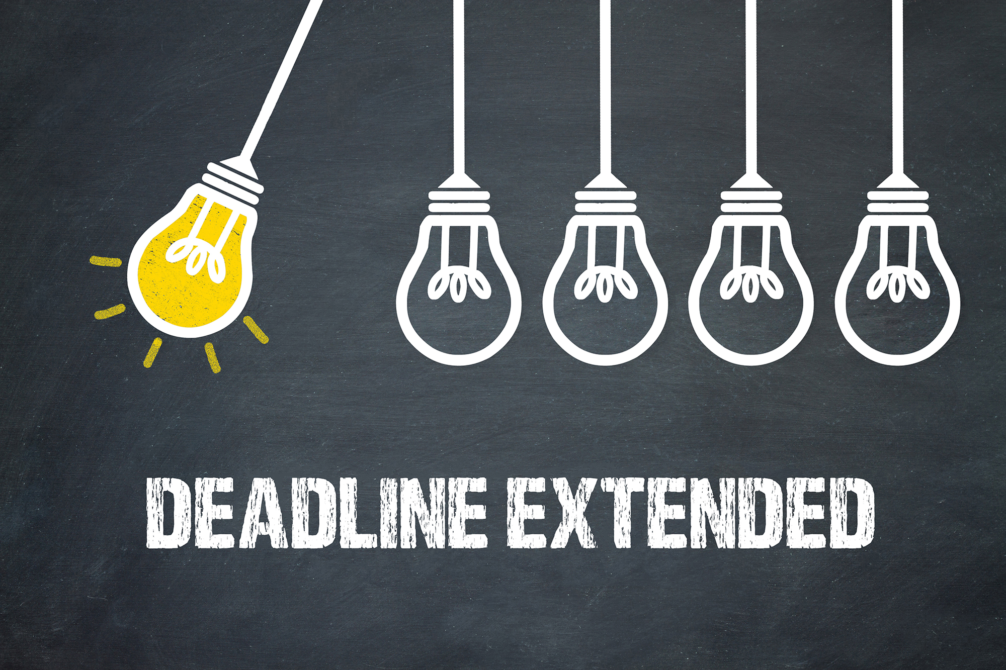 PPP Application Deadline Extended to May 31