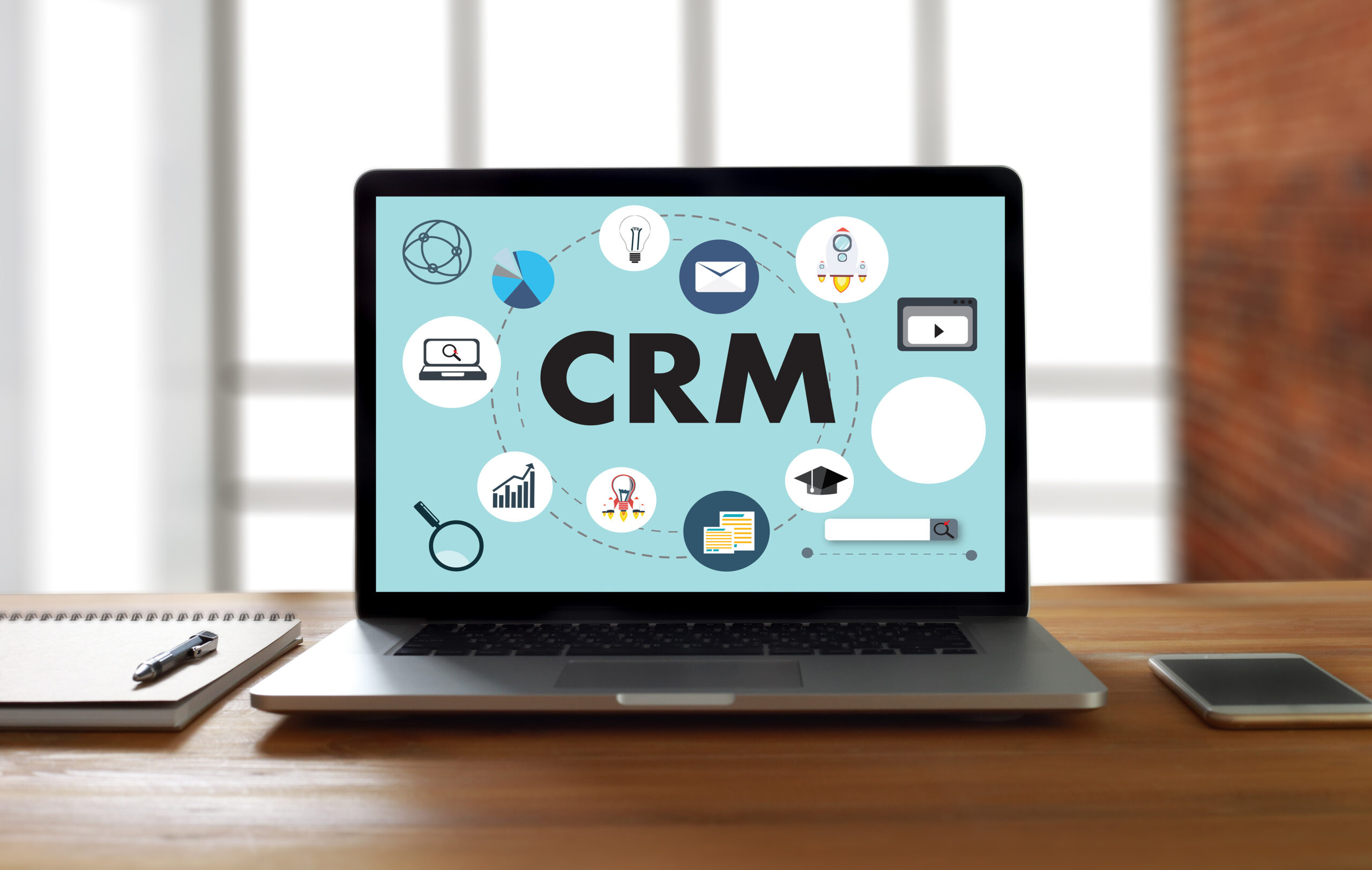 CRM Consulting Services in Michigan