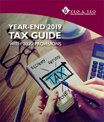 Year-end Tax Guide 2019