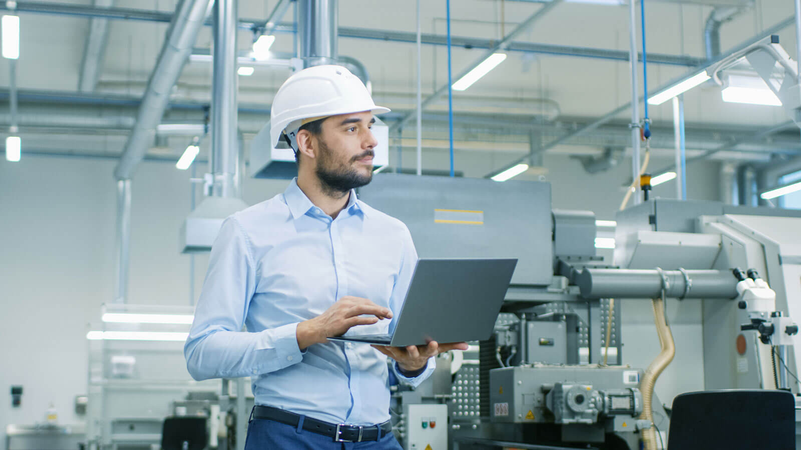 Four Ways ERP Can Help Manufacturing Processes Post-COVID