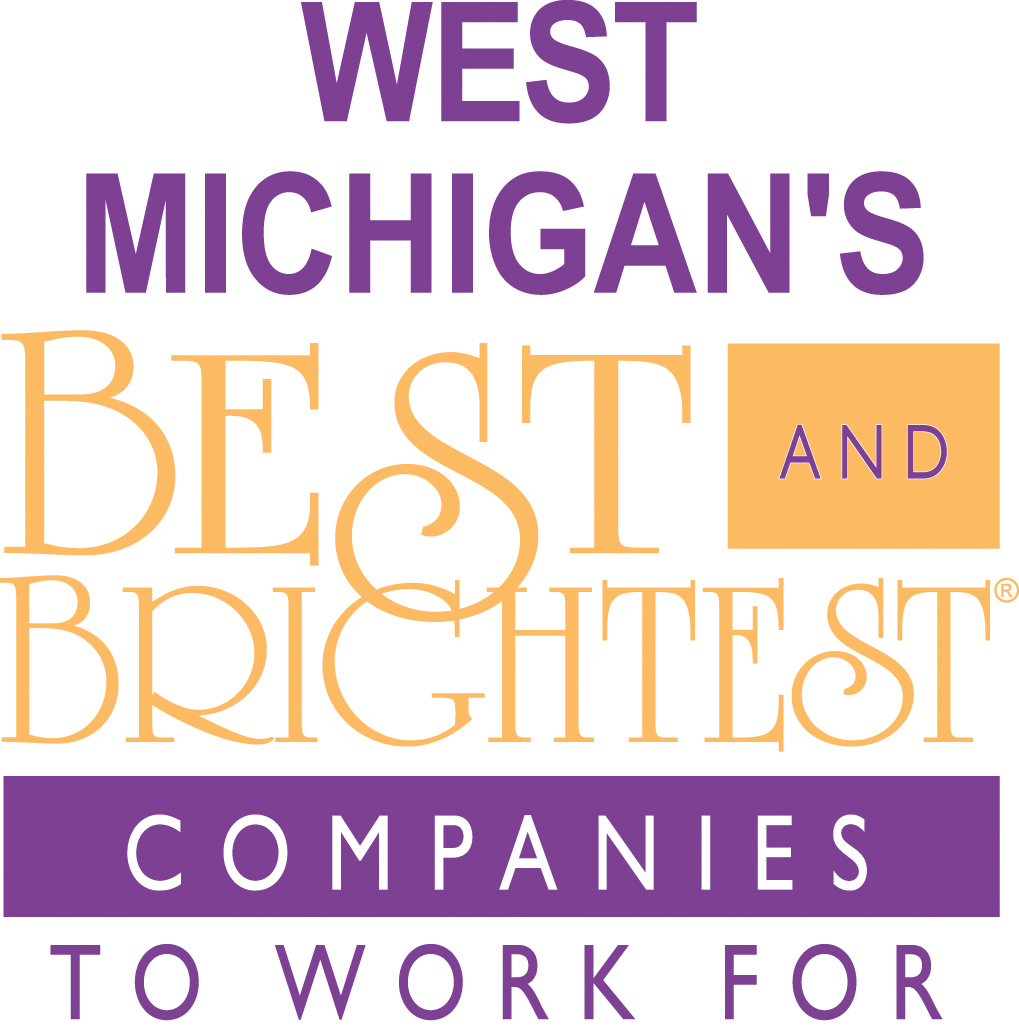 West Michigan's Best and Brightest Companies to Work For Award