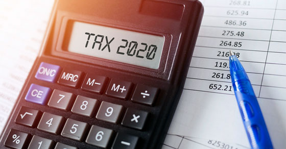 reduce tax by using an S corporation