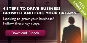 eBook: 4 Steps to Drive Business Growth